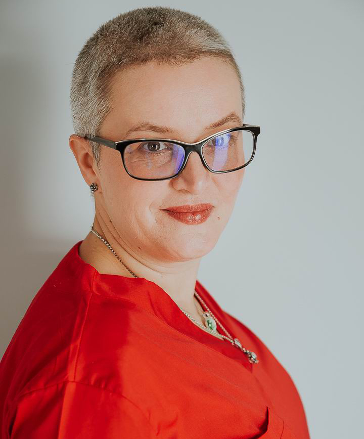 Dr. Florina Raica, membru fondator BrightSkin